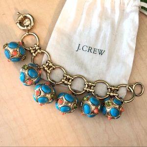 J. Crew Bubble Bracelet